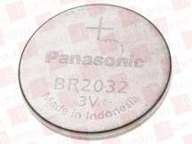 MATSUSHITA ELECTRIC BR-2032/BN