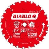 DIABLO TOOLS D0724R