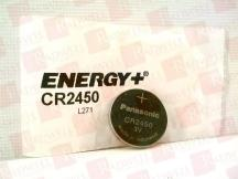 ENERGY PLUS CR2450