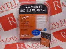 SOCKET MOBILE WL6004-322