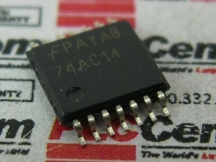 FAIRCHILD SEMICONDUCTOR 74AC14MTC