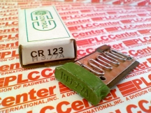 GE RCA CR123-H37.7A