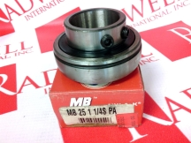 MB MANUFACTURING MB-25-1-1/4S-PA