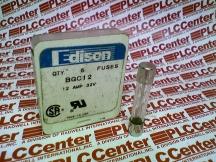 EDISON FUSE BGC-12A
