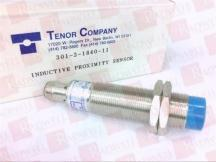 TENOR CO INC 301-3-1840-11