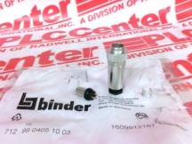 BINDER 99-0405-10-03