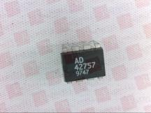 ANALOG DEVICES AD42757