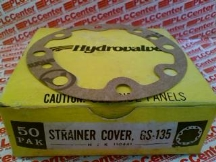 HYDROVALVE CO INC GS-135-EACH