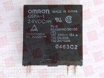OMRON G5PA124VDC