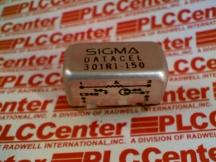SIGMA RELAYS 301R1-150