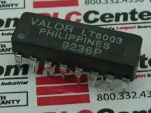 VALOR LT6003
