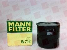 MANN FILTER W-712