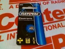 RAYOVAC 392