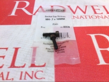 CROWN BOLT INC M4-.7X16MM