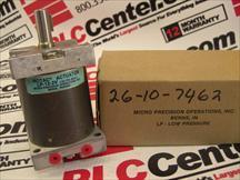 MICRO PRECISION LP-12-2V-SE-WK-FLG/B-TP