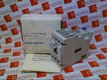 CUTLER HAMMER CE15AN4A