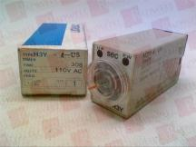 OMRON H3Y-4-US-AC110-30S
