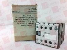 AEG MOTOR CONTROL LS07.22-AO