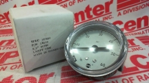 AMETEK US GAUGE P844UK-60-2-1/2