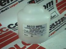 BECO WV-PVDF-88P-NC-EP