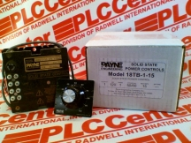 PAYNE ENGINEERING 18TB-1-15