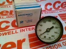 ASHCROFT 20-W-1000-H-02L-XAP-160