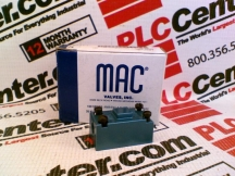 MAC VALVES INC 180010
