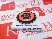 DALTON GEAR 40A18-104-1/2