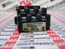 RELAY AND CONTROL CORP RC-121