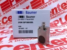 BAUMER ELECTRIC CFDM-20P1500/S35L