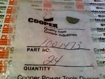 COOPER INDUSTRIES 1001473