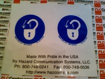 HAZARD COMMUNICATION SYSTEMS 6011C-ISO
