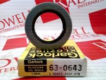 GARLOCK KLOZURE 63-0643