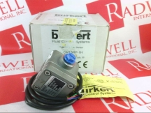 BURKERT EASY FLUID CONTROL SYS CM1SRP-1H