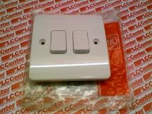 MK ELECTRIC K4872-WHI