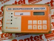IC CONTROLS 655-T-8