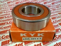 KYK CORPORATION CO 6205-2RS-C3