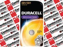 DURACELL D381391PK
