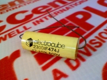 ELECTROCUBE 230D1F474J