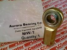 AURORA BEARING MW-7