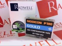 MODICON AS-T584-204