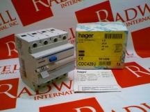HAGER 161499