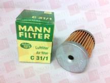 MANN FILTER C31/1
