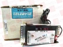 TELEBYTE TECHNOLOGY INC 63-2S