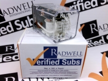 RADWELL VERIFIED SUBSTITUTE 3X743SUB