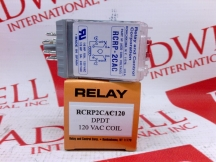 RELAY AND CONTROL CORP RCRP2CAC