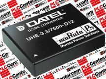DATEL UHE-12/2500-Q48