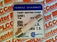 FERRAZ SHAWMUT GAB-1