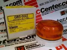 KLAXON SIGNALS QBS-0043