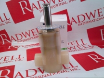 PLASTOMATIC VALVES EASYMD4EP14W20